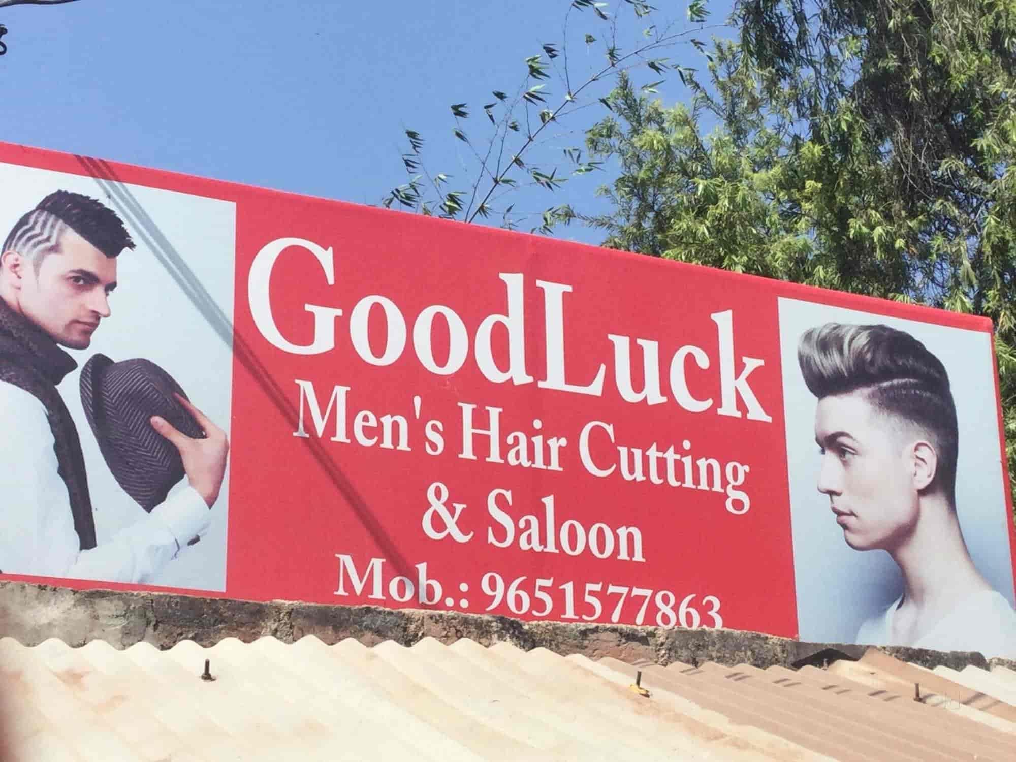 Goodluck Hair Cutting Aliganj Salons In Lucknow Justdial