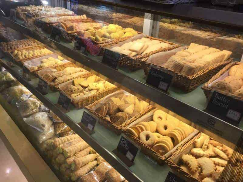 Burma Biscuits Company, Bhoothnath Market - Bakery Product