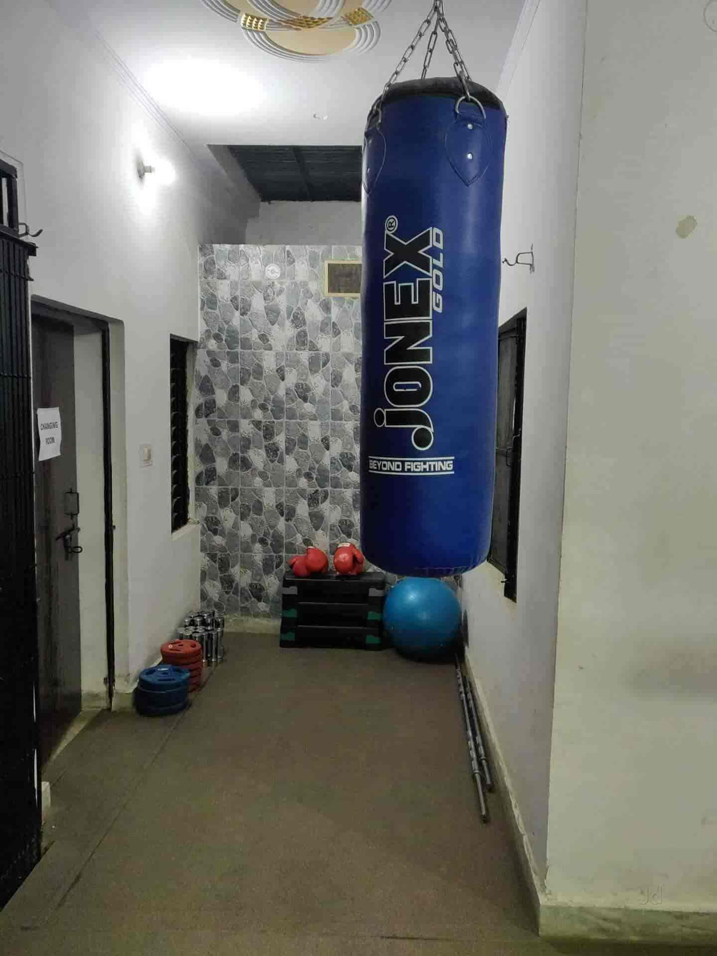 Black Pearl Fitness Studio, Rai Bareli Rd - Gyms in Lucknow - Justdial