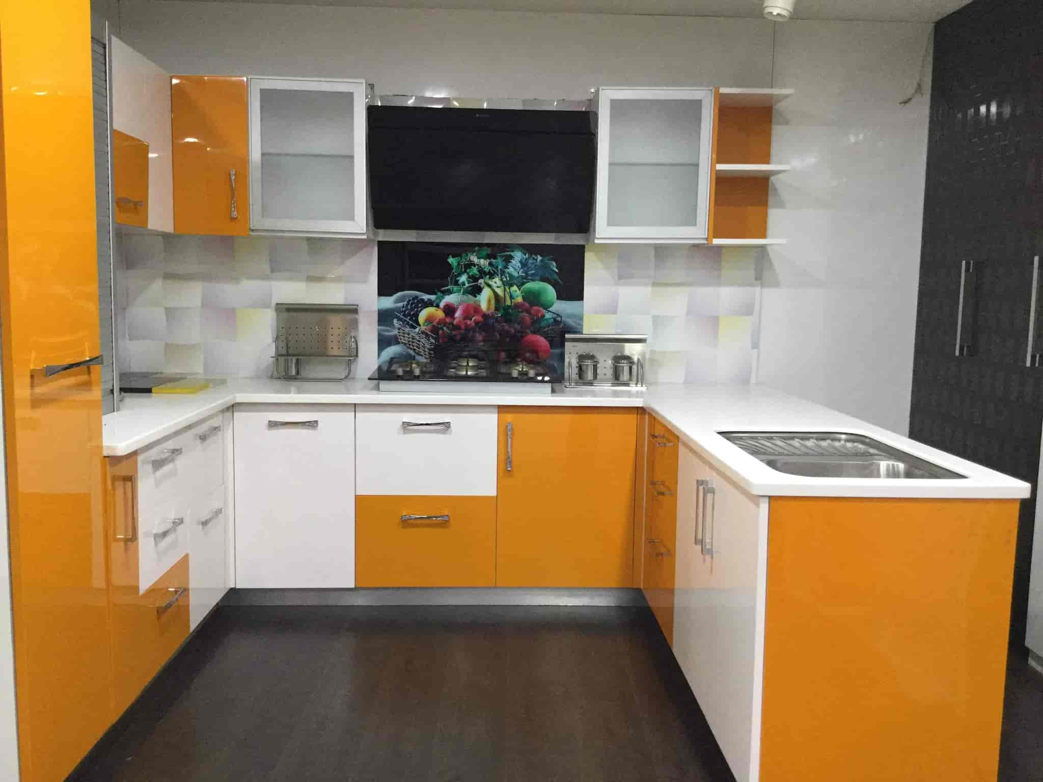 Azhar Interior Kitchen Design In Indira Nagar Lucknow Lucknow