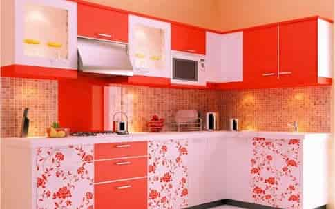 ... Interior Mahal Modular Kitchen U0026 Interior Designer Photos, Aliganj,  Lucknow   Wall Paper Dealers ...
