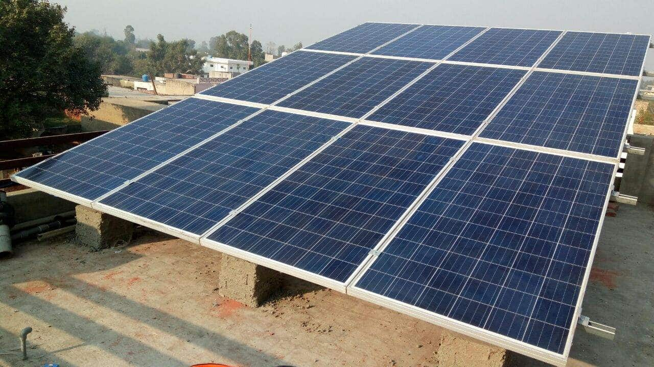 Solarium Solar Power Systems Photos, Hambran, Ludhiana
