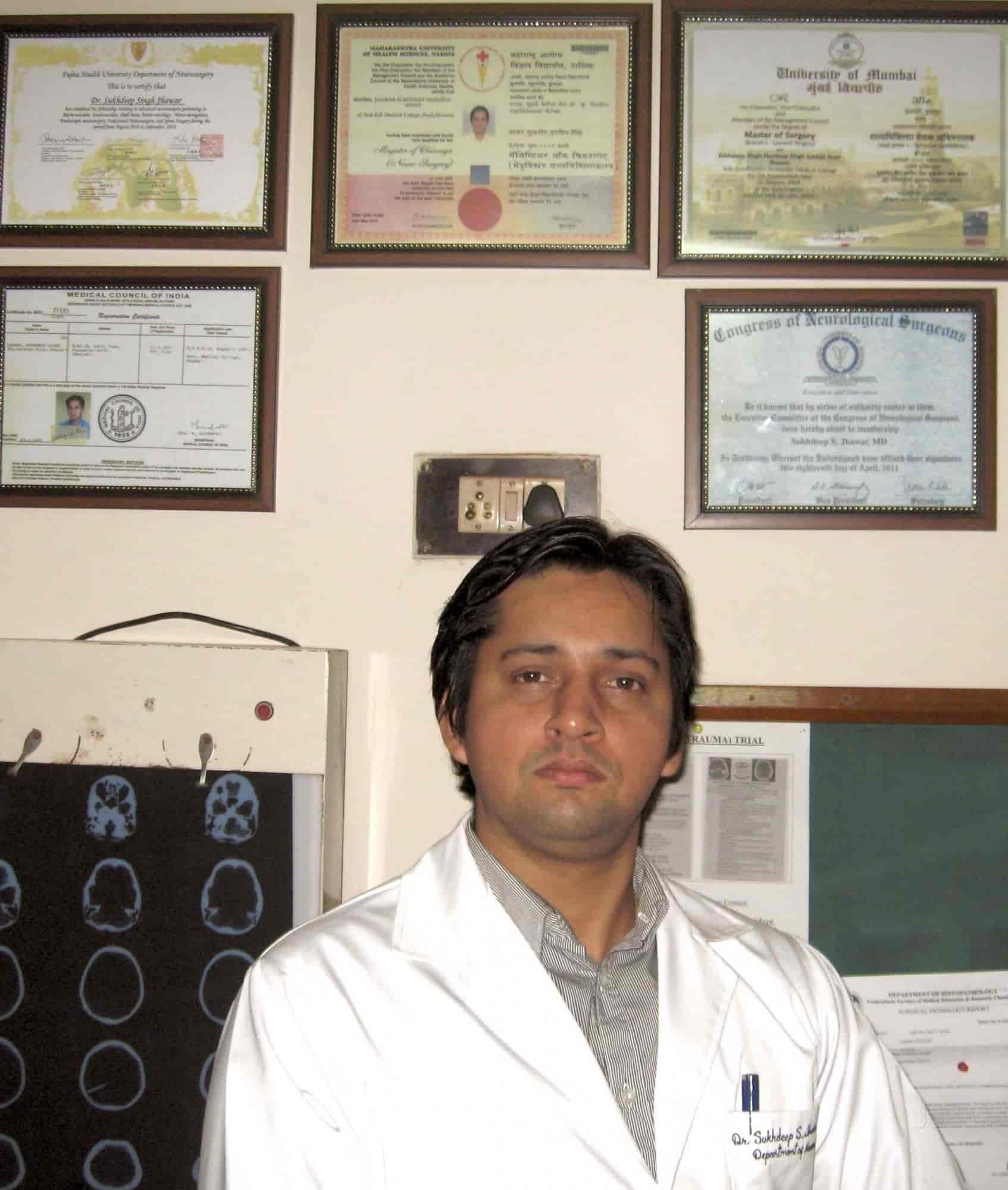 Dr  Sukhdeep SINGH Jhawar Brain & Spine Surgeon - Spine