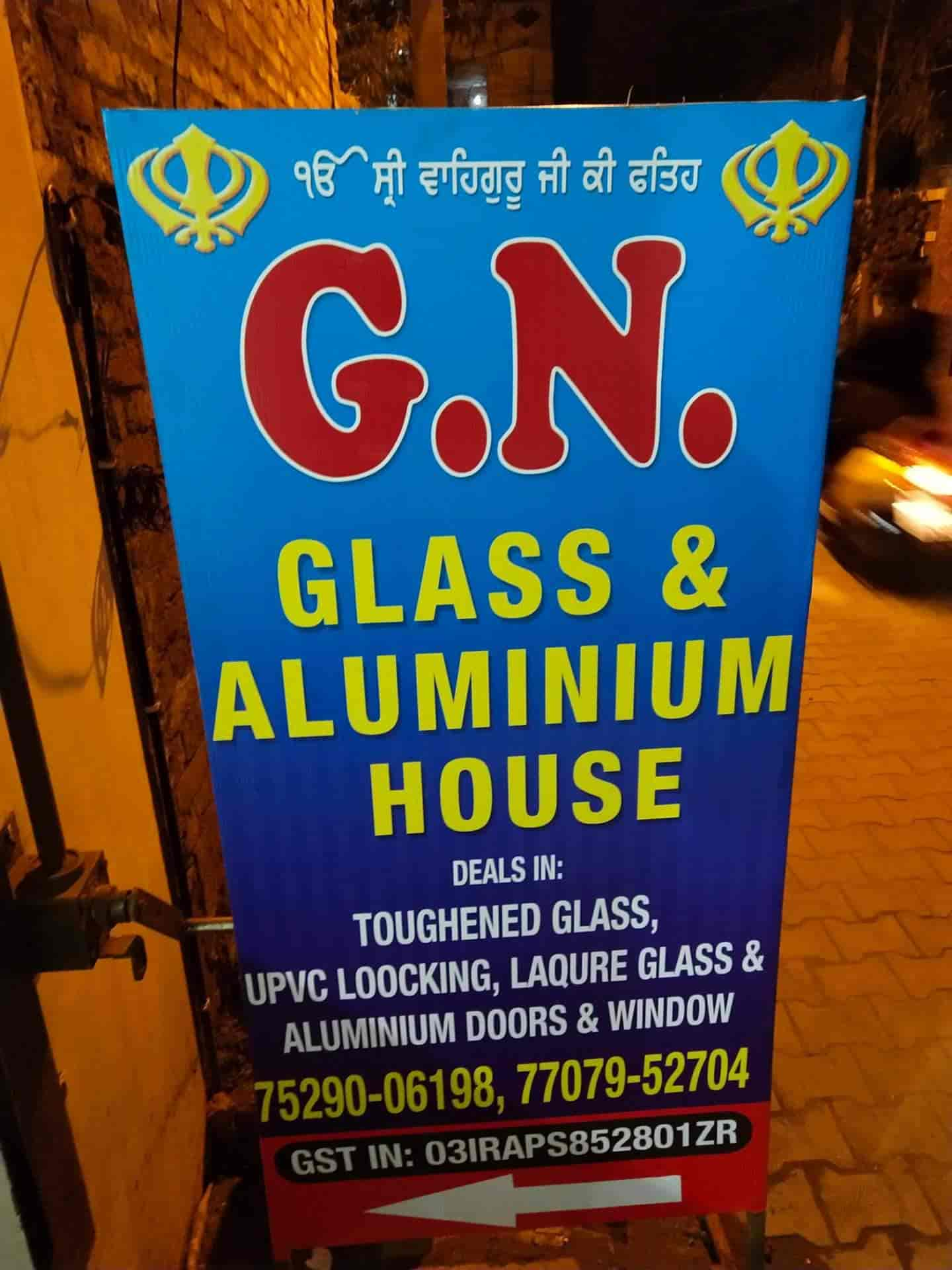 G N Glass House Model Town Toughened Glass Dealers In