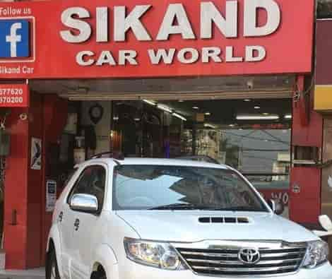 Sikand Car World Model Town Car Accessory Dealers In Ludhiana
