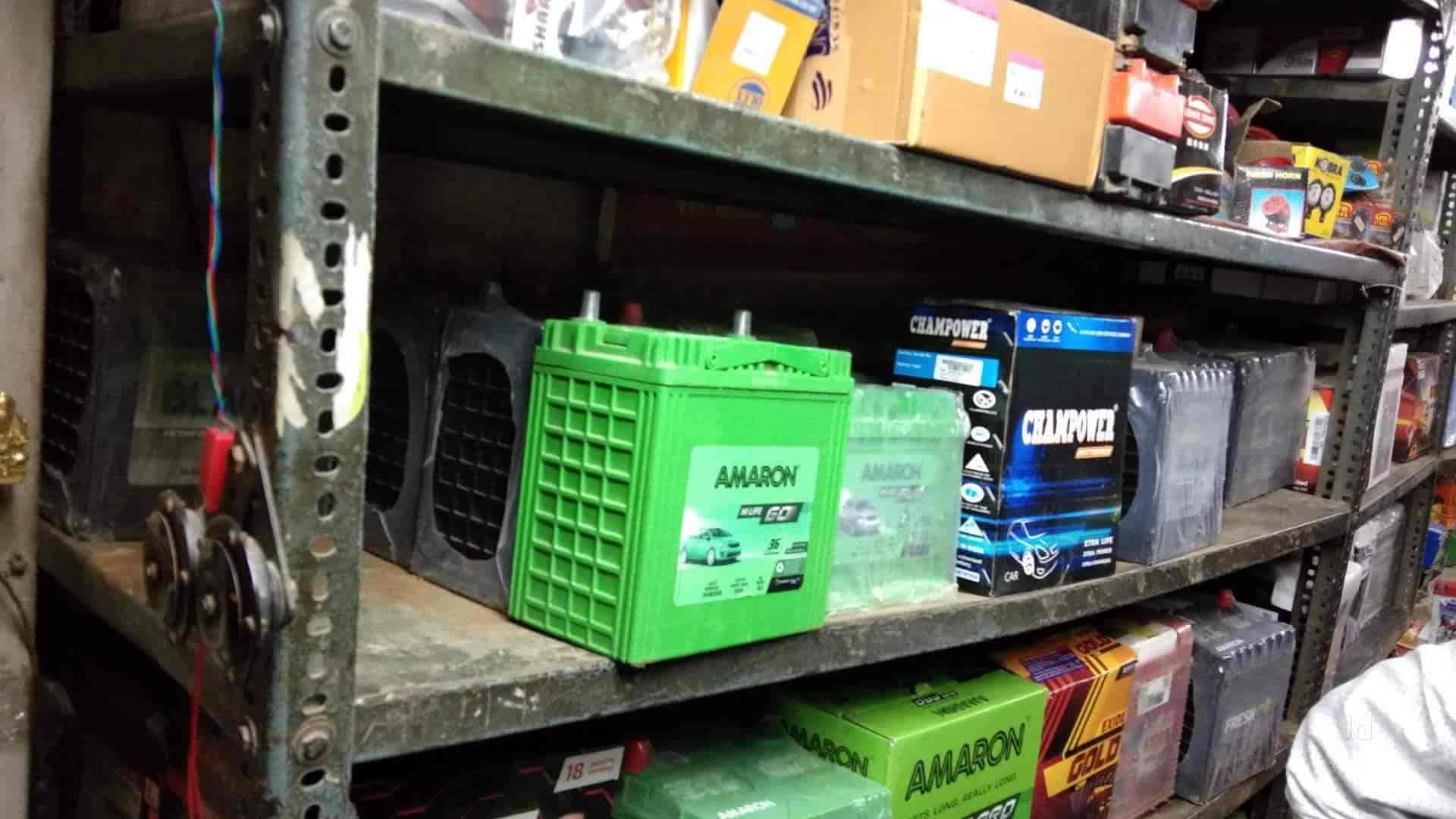 Super Sales Agency, Gill Chowk - Battery Dealers in Ludhiana