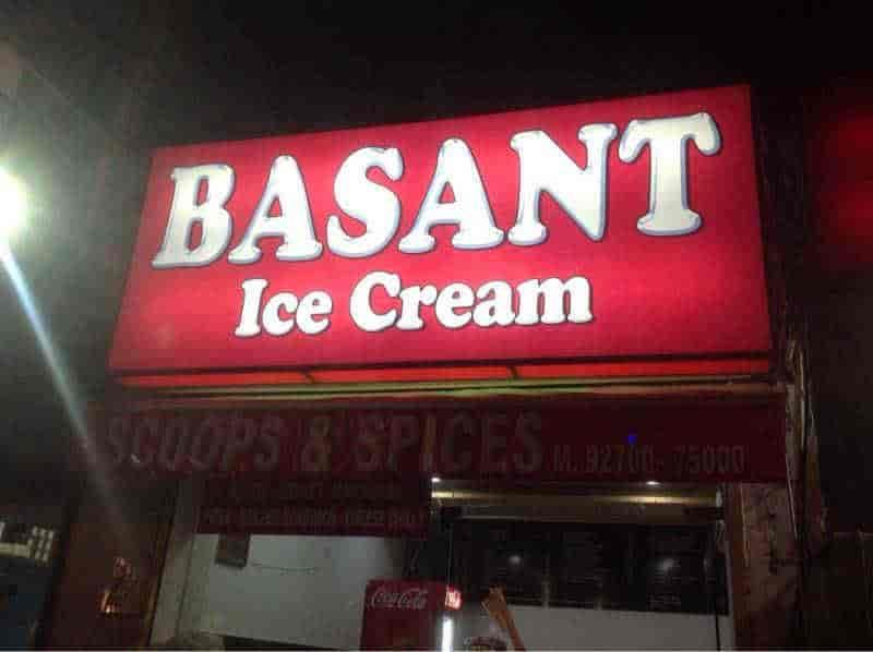 Basant Ice Cream Photos, Model Gram, Ludhiana- Pictures & Images