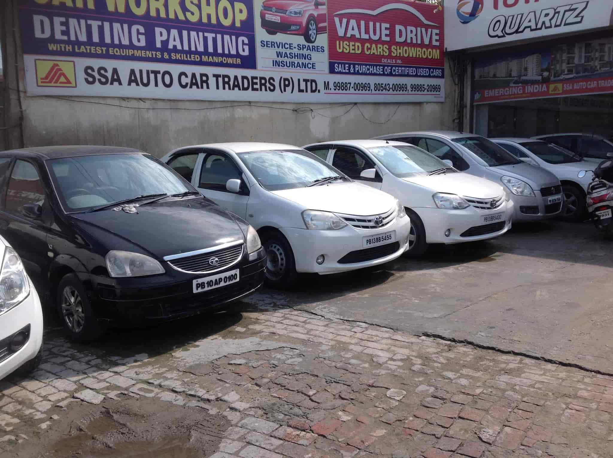 Ssa Auto Car Trader Pvt Ltd Photos Gill Road Ludhiana Pictures
