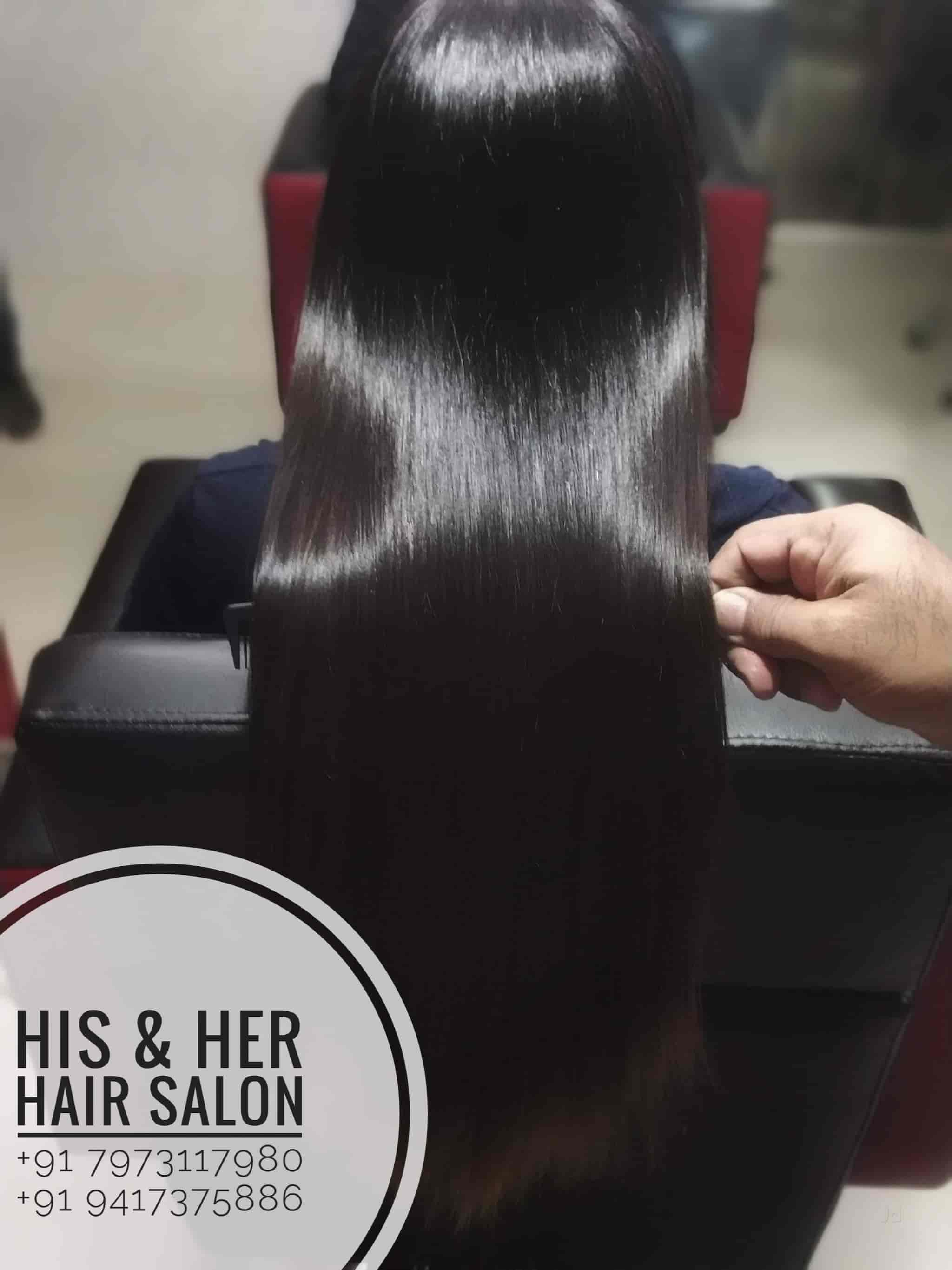 His And Her Unisex Hair Salon Dugri Phase 2 Beauty Spas In Ludhiana Justdial