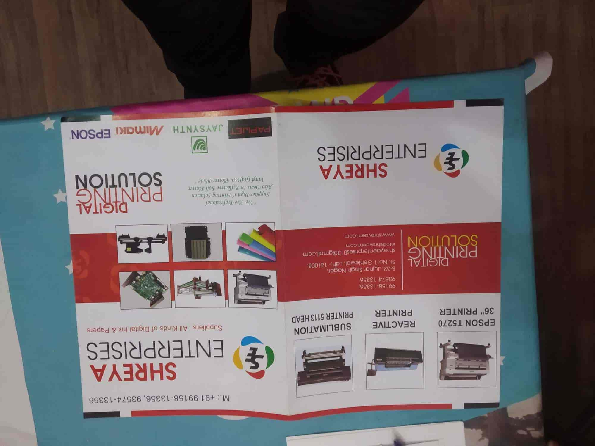 Sood Printers, Dholewal - Offset Printers For Pamphlet in Ludhiana