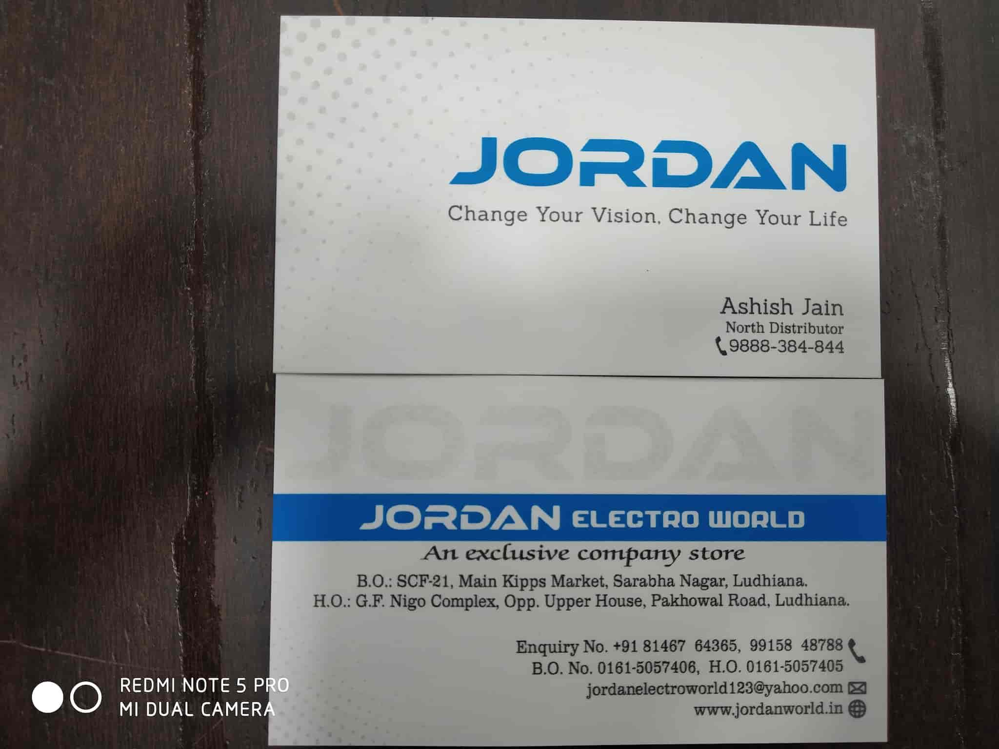 Jordan Electro World, Sarabha Nagar - CCTV Dealers in