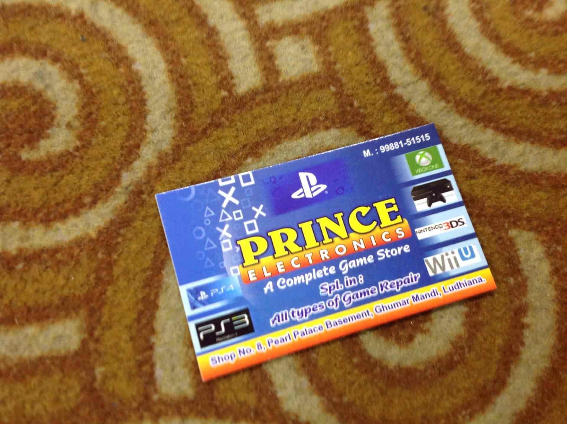 Prince Electronics Reviews, Ghumar Mandi, Ludhiana - 86