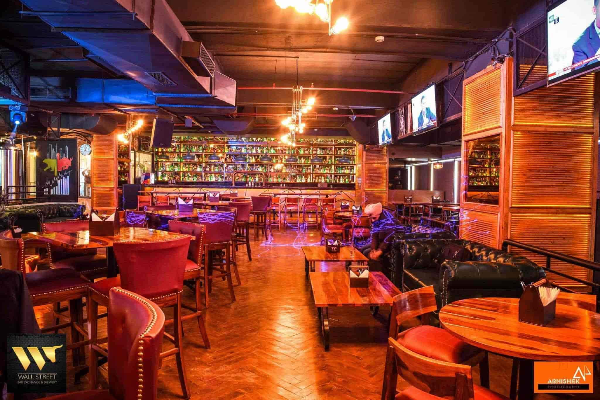 Wall Street Bar Exchange And Brewery Civil Lines Ludhiana Lounge Bars Justdial