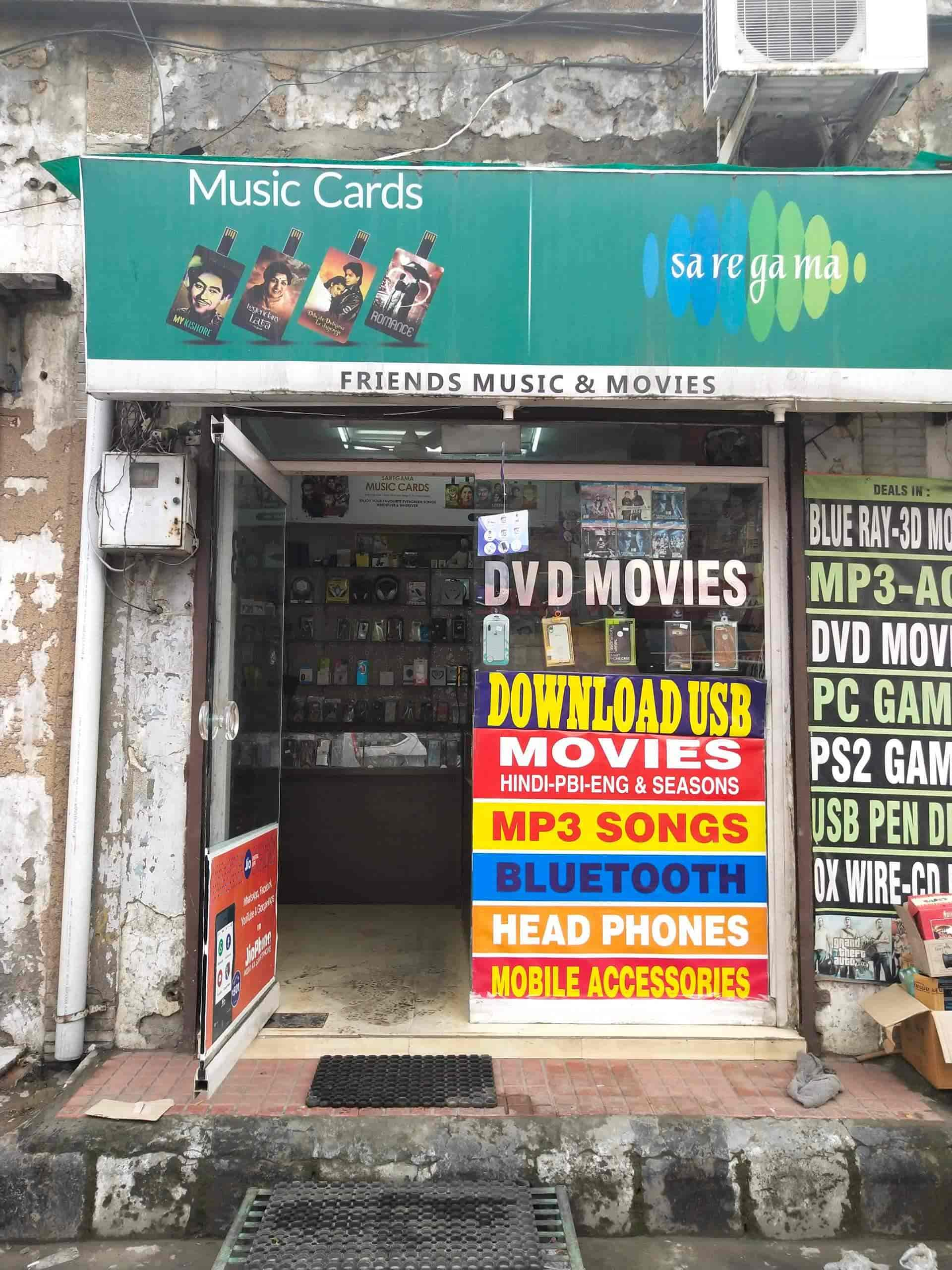 Friends Music And Movies, Model Town - Music Shops in
