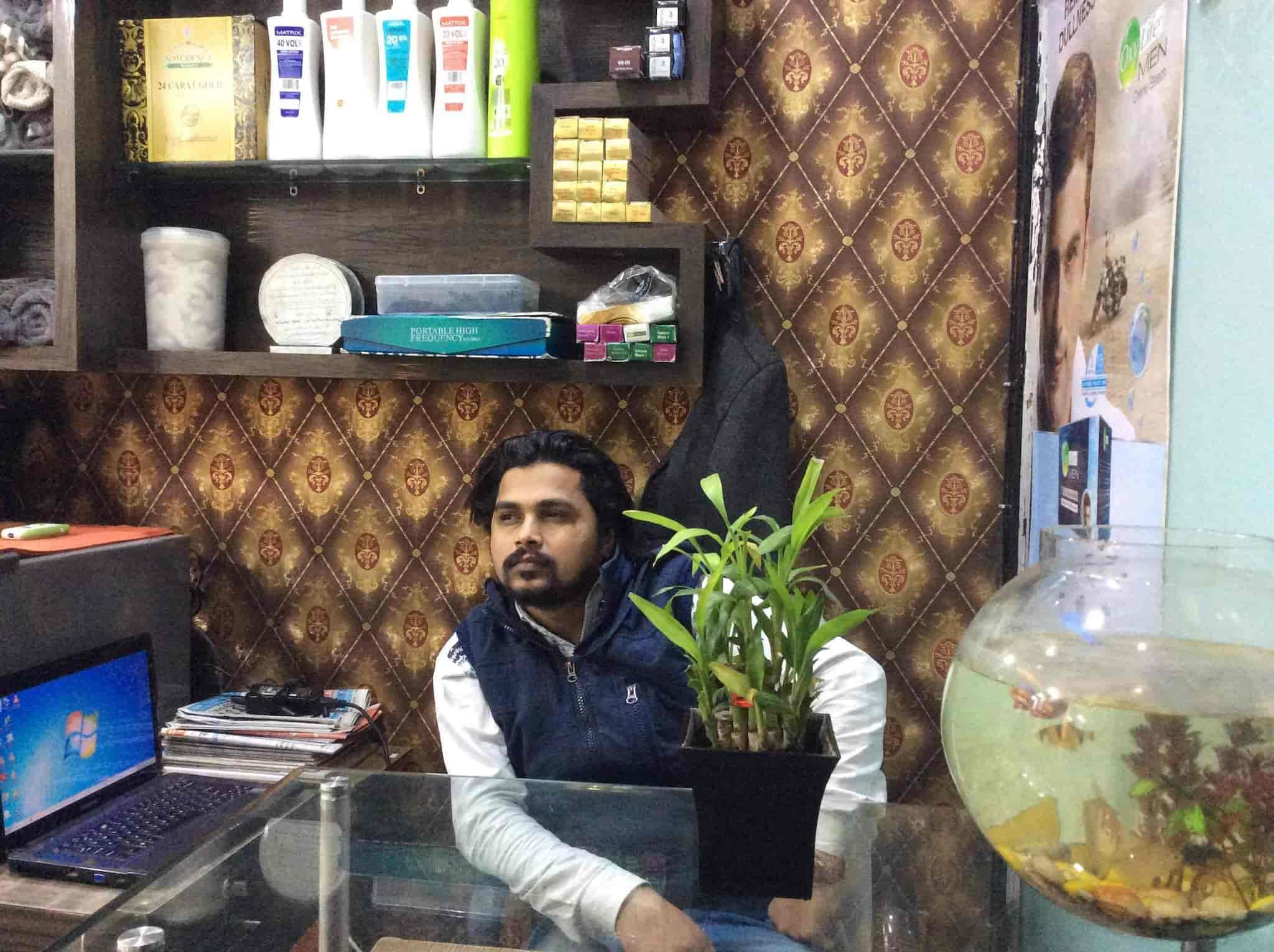 Reception View Smart Looks Uni Salon Photos Maharaj Nagar Ludhiana Body Mage