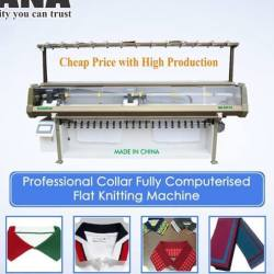 Mastana Mechanical Works Civil Lines Flat Bed Knitting Machine