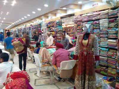 Bombay Creation, Ghumar Mandi - Saree Retailers in Ludhiana