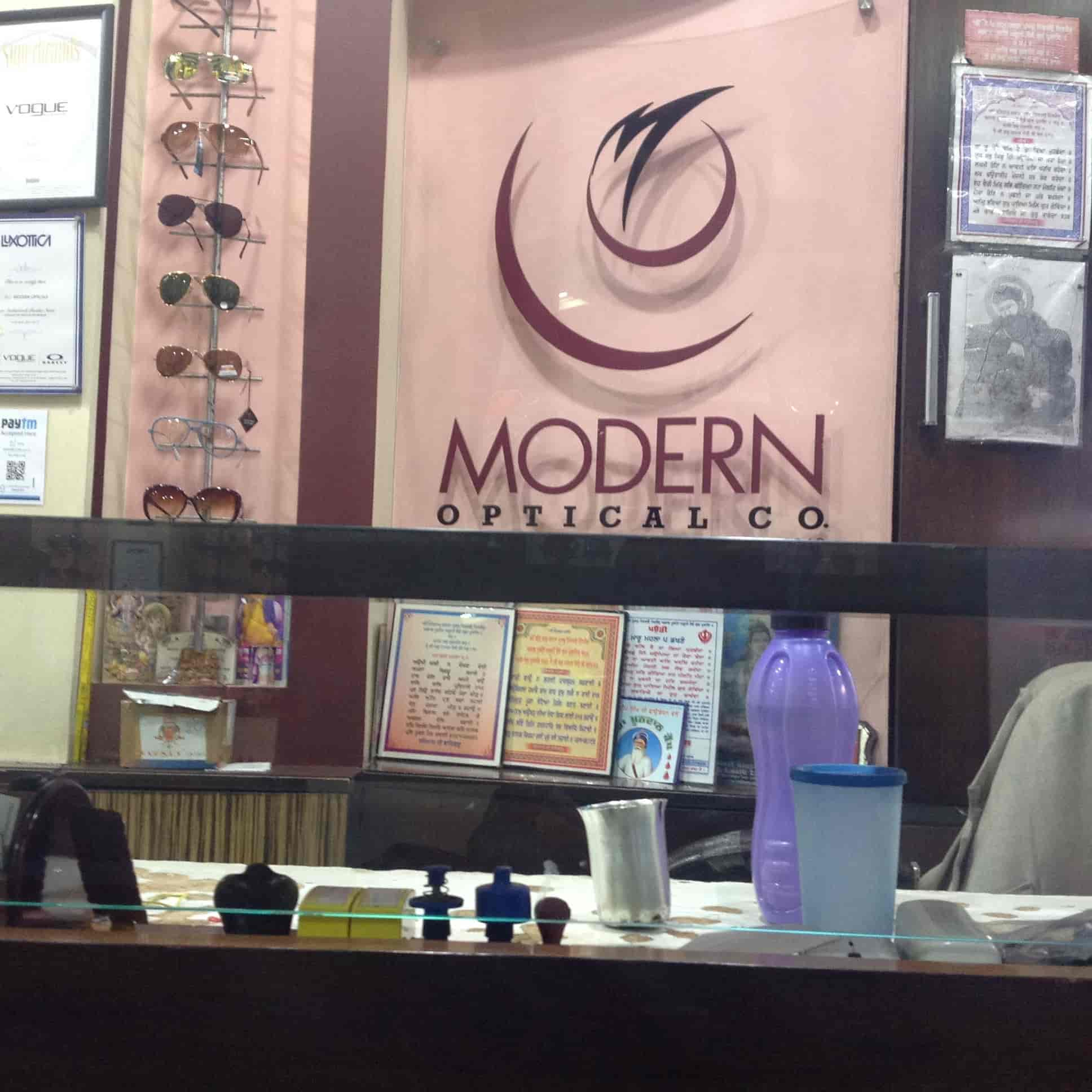 Modern Optical Co Gt Road Opticians In Ludhiana Justdial