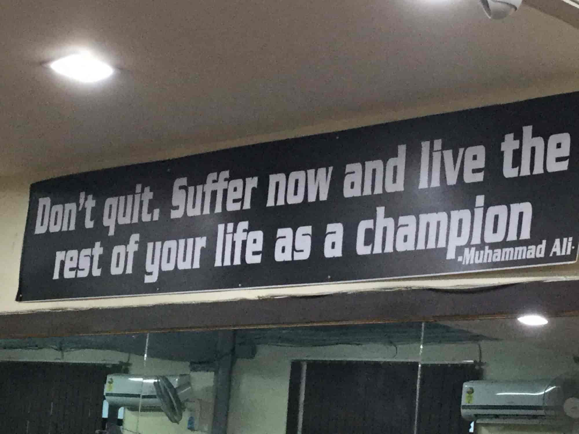 Fighting Fit Fitness Zone, Civil Lines - Gyms in Ludhiana - Justdial