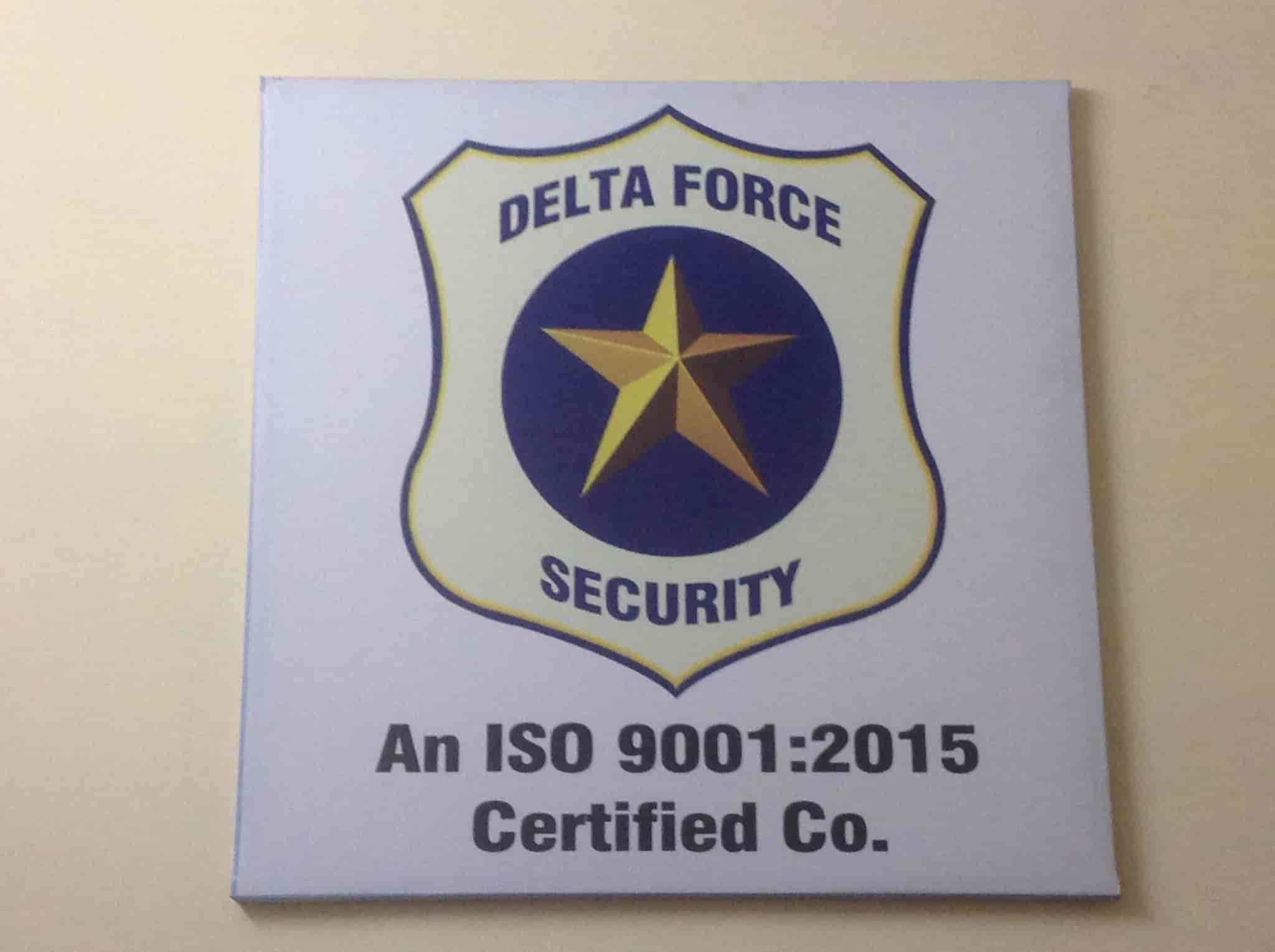 Delta Force Security Services Chandigarh Road Security Services
