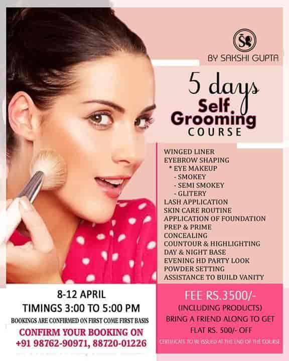Sakshi Gupta Makeup Studio And Academy, Civil Lines - Beauty