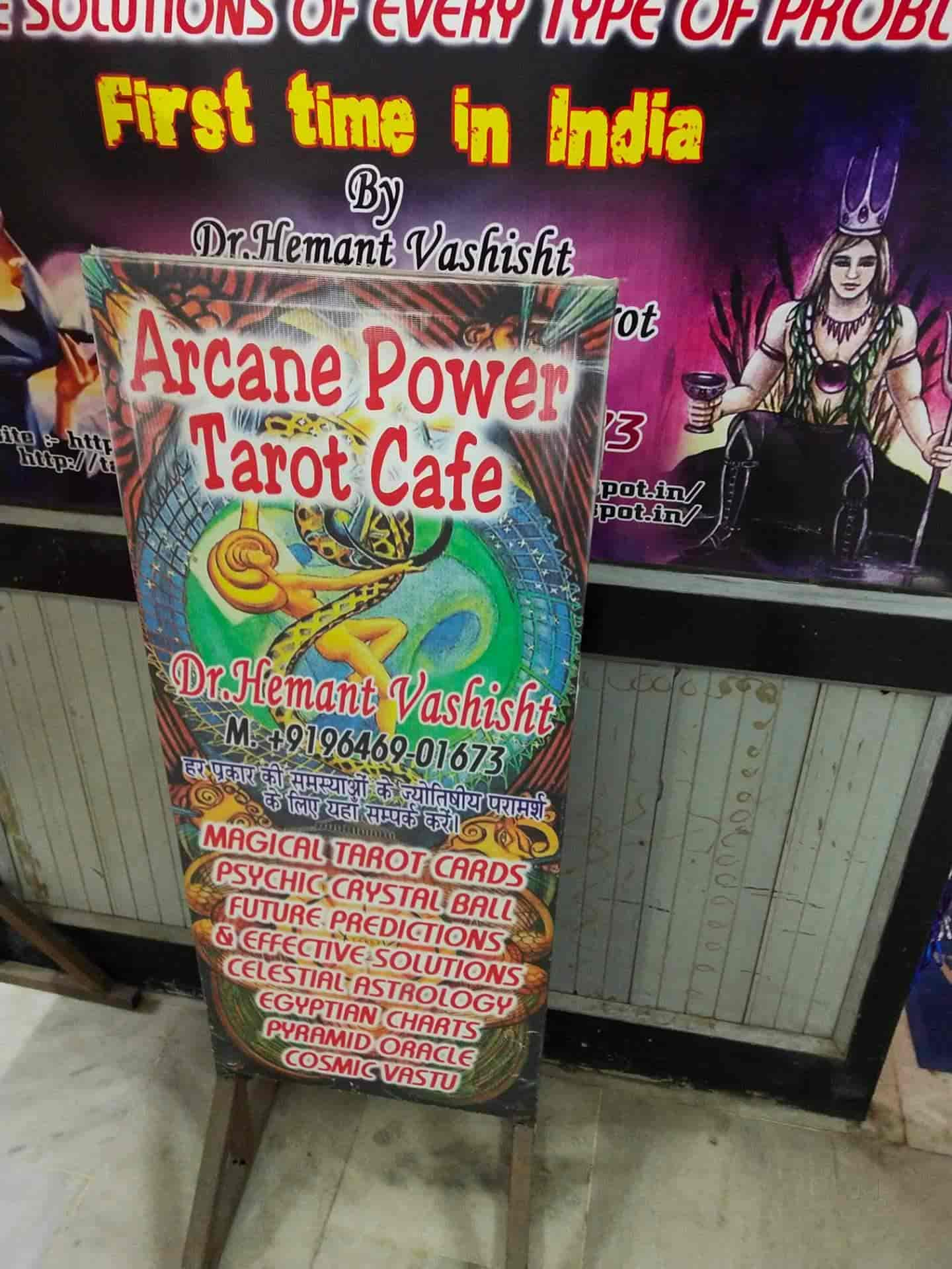 Tarot Cafe, Ghumar Mandi - Astrologers in Ludhiana - Justdial