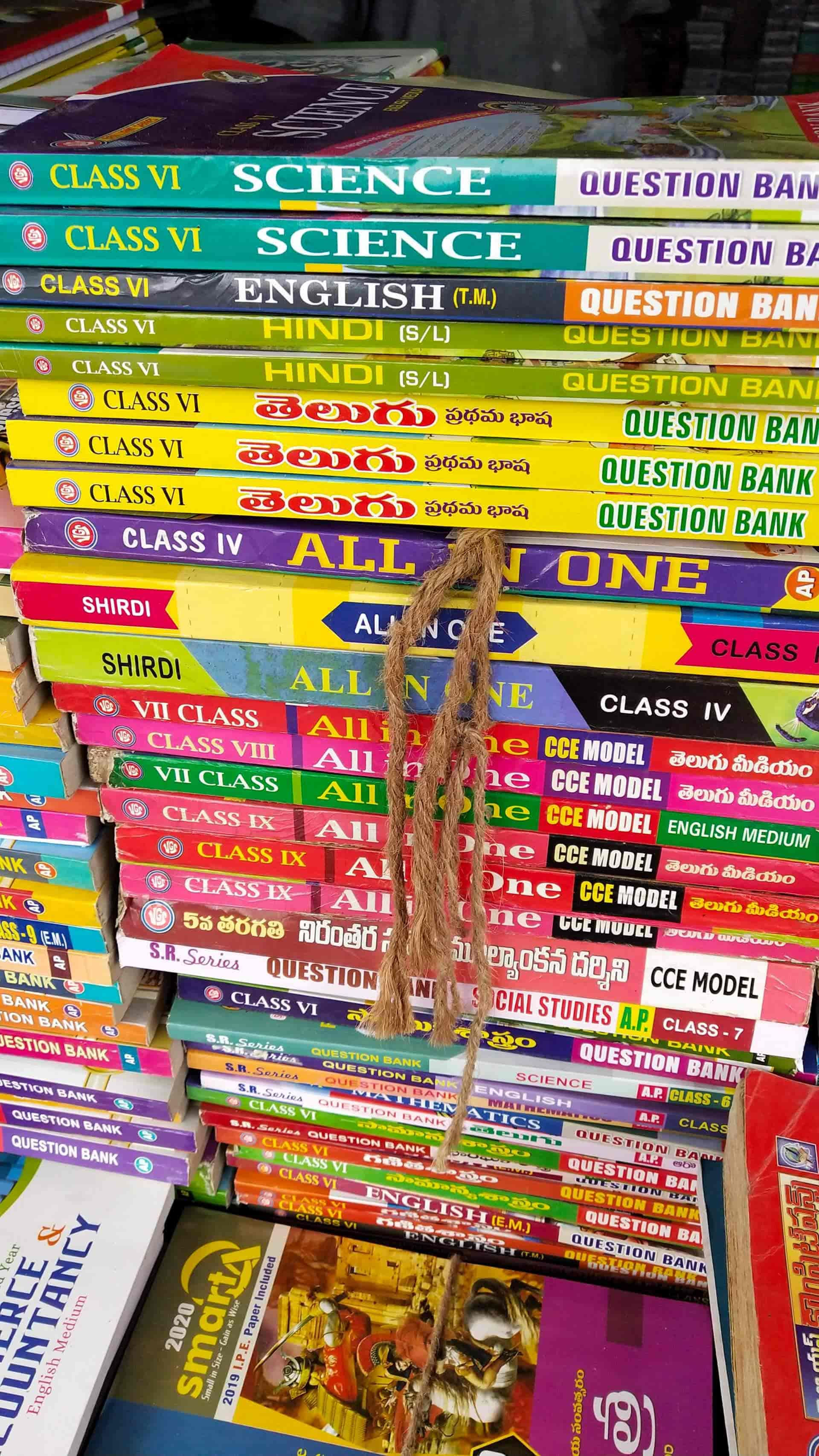 Lakshmi Harika Books And Stationery Photos, Machilipatnam Ho