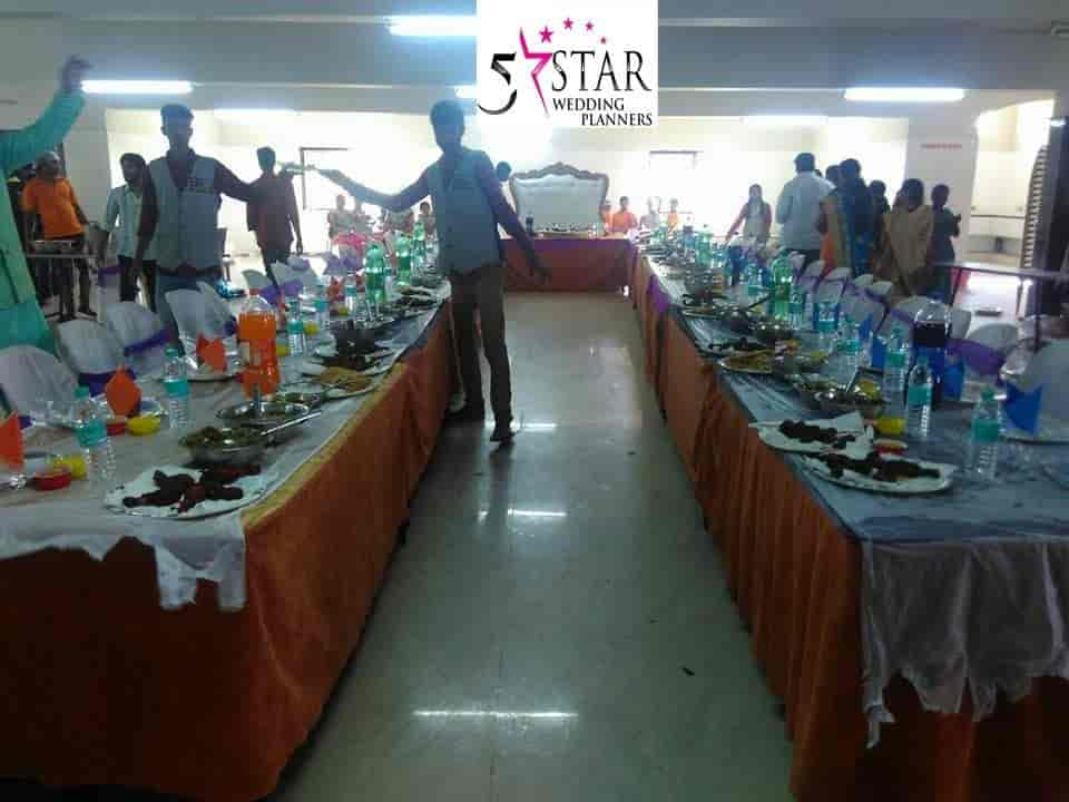 5 Star Wedding Planner and Catering, Opposite Jamia MAsjid