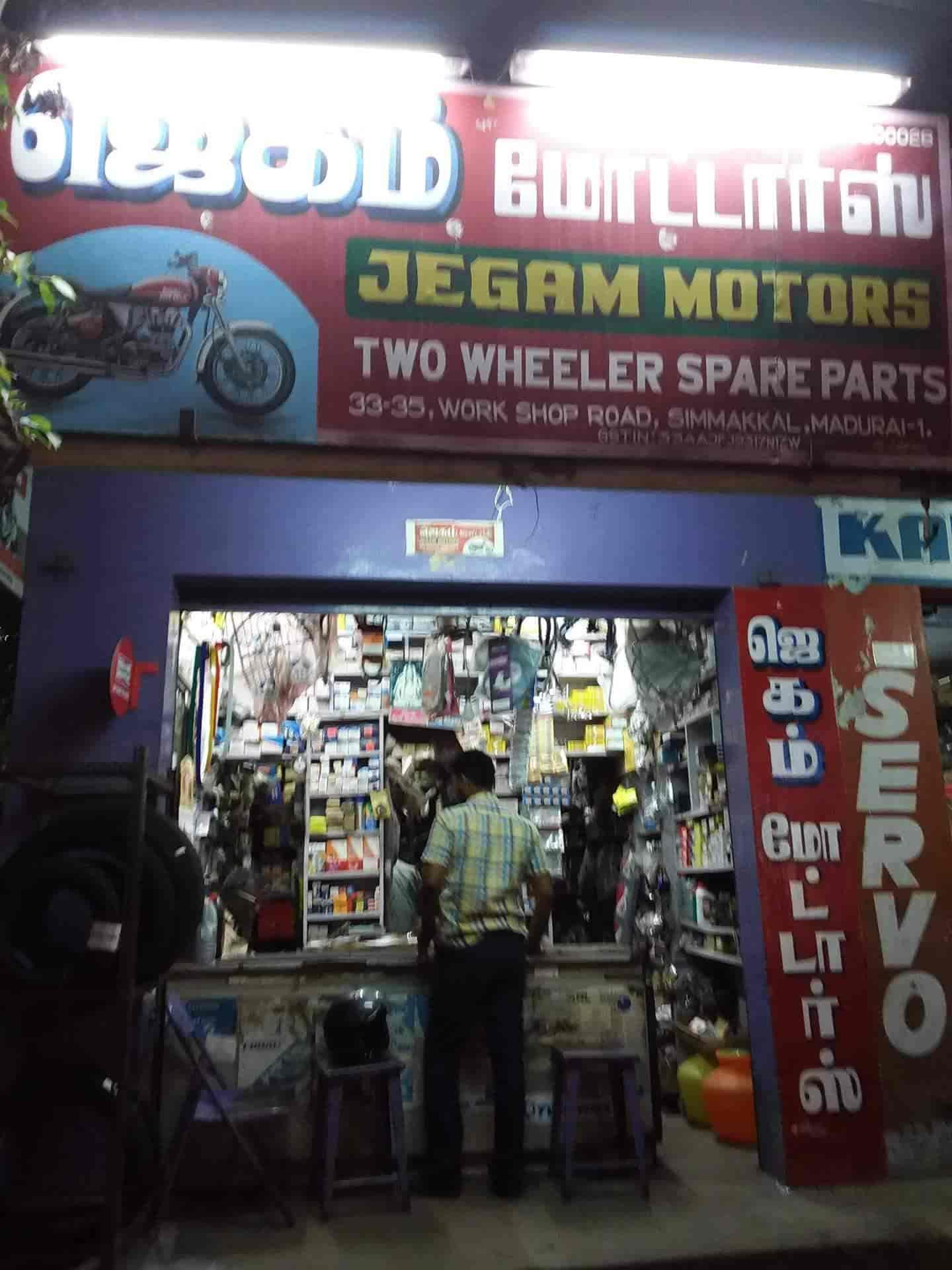 Jegam Motors Photos, Simmakkal, MADURAI - Automobile Part Dealers ...
