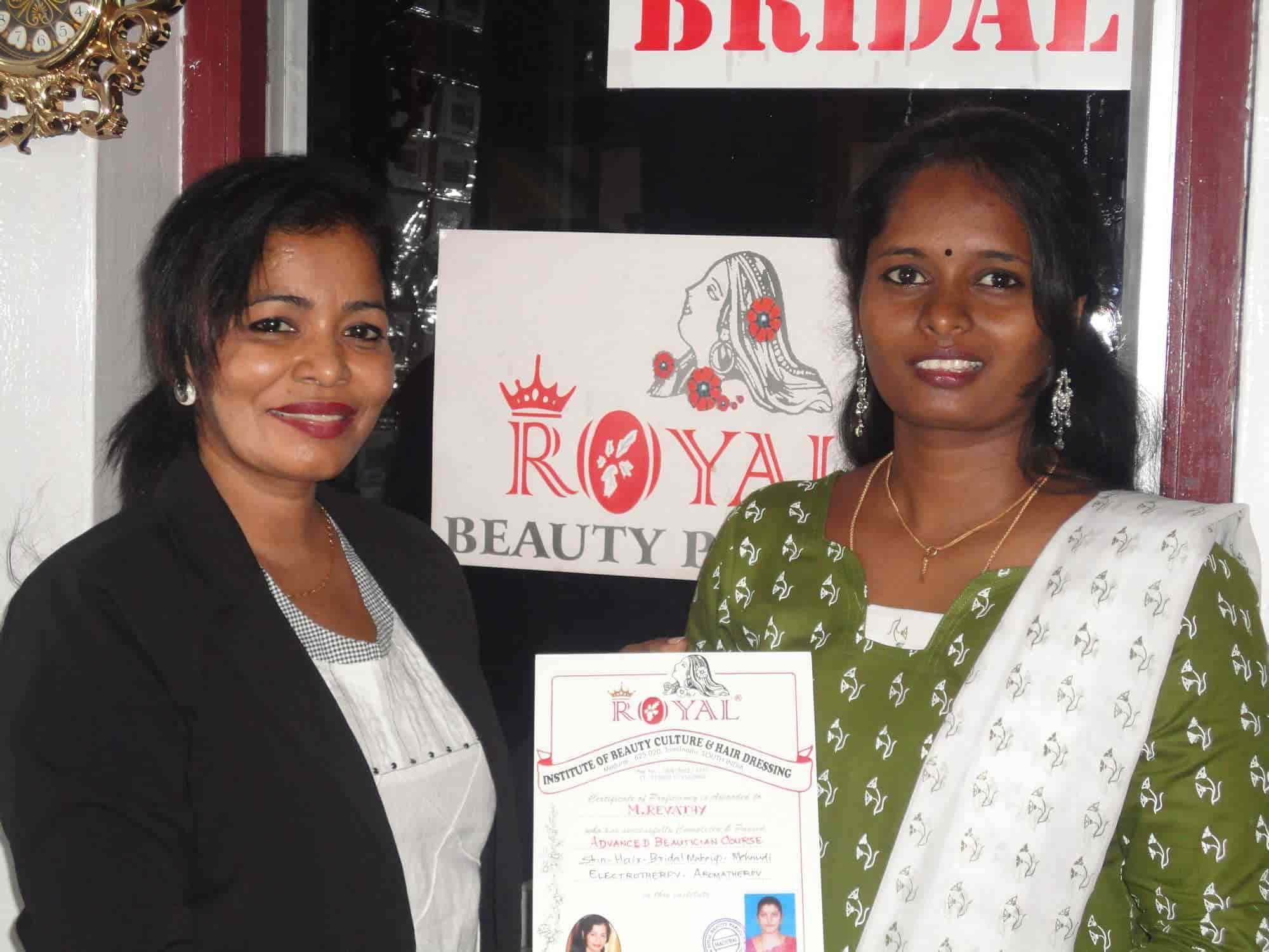 Royal Beauty Parlour & Training Centre, Kk Nagar Madurai