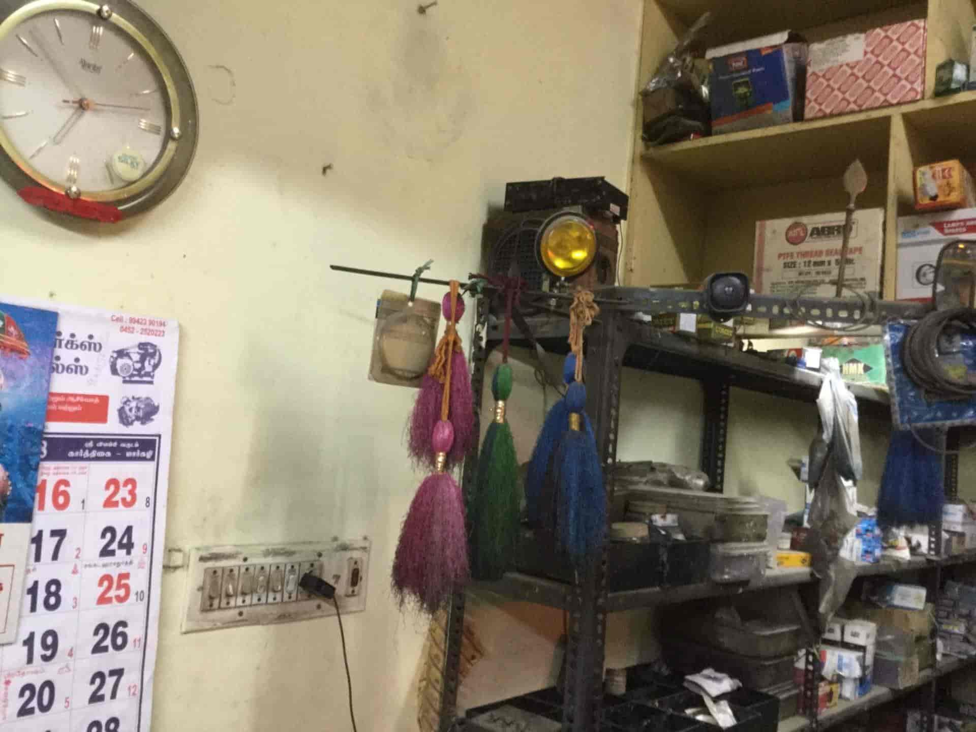 K T Spare Parts Store Photos, Kk Nagar Madurai, Madurai- Pictures