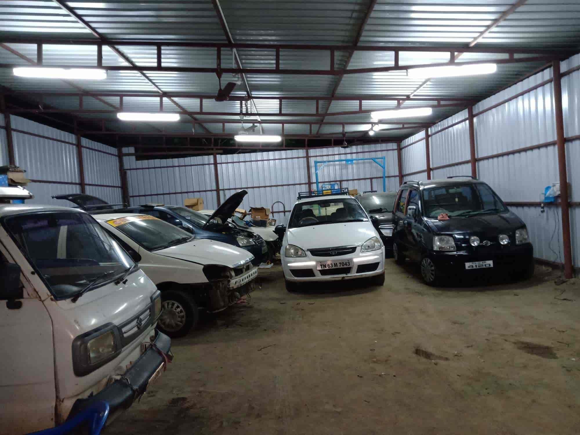 Bright Car Care Photos, Karuppayurani, Madurai- Pictures