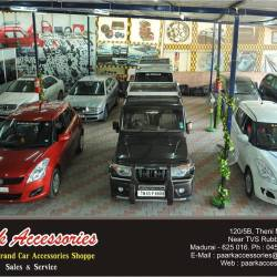 Paark Accessories, Kalavasal - Car Repair & Services in