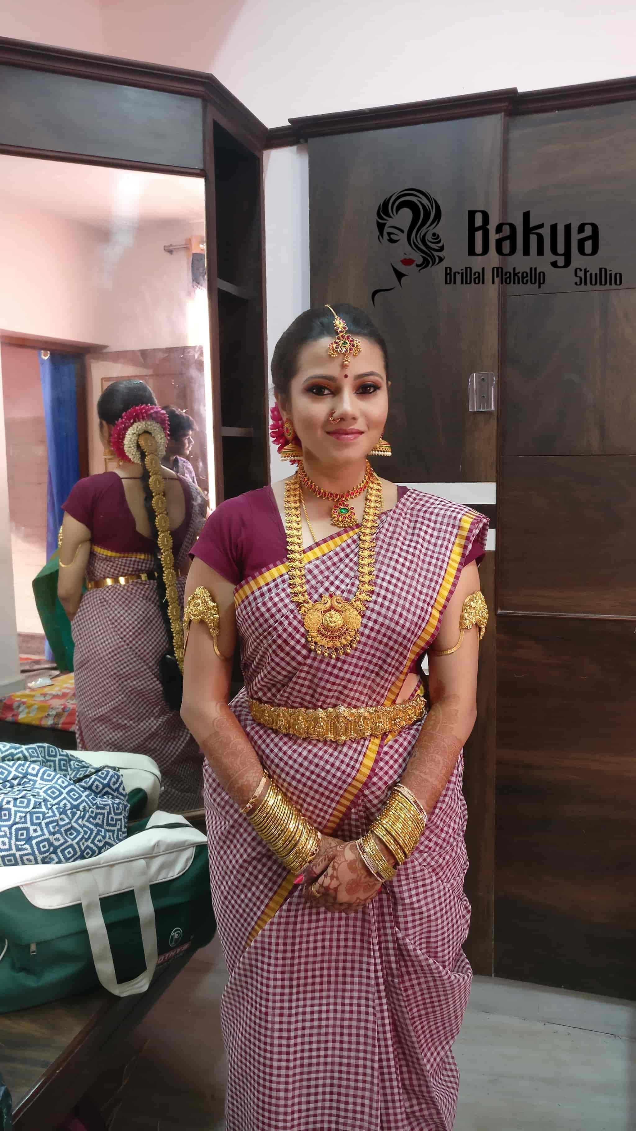 Bridal Makeup Beauty Parlour In Madurai Saubhaya Makeup