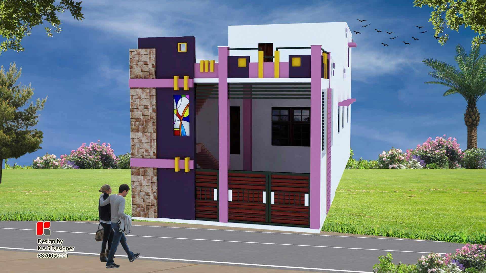 Kas Designer And Builders Photos Iyer Bungalow Madurai Pictures