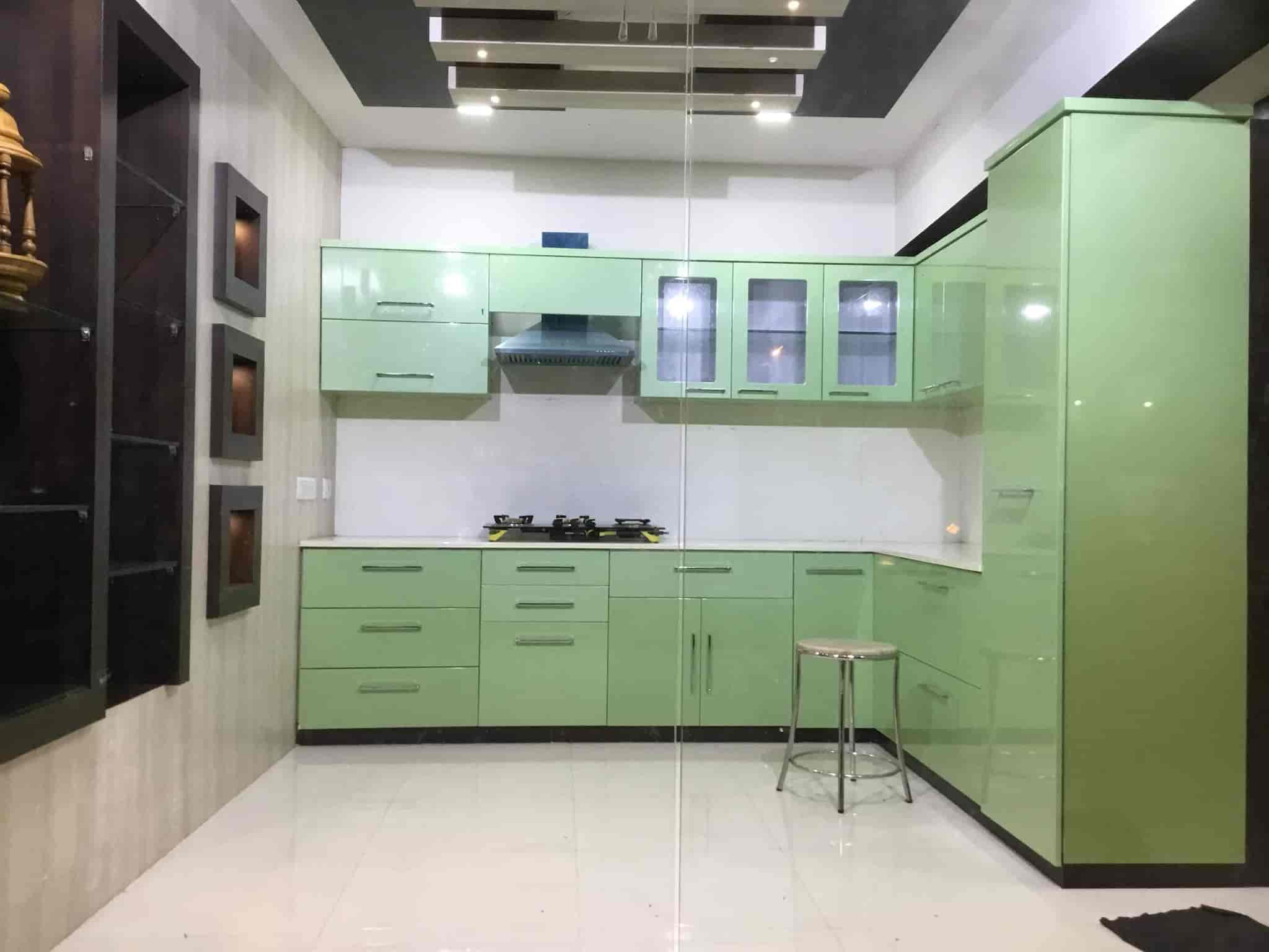 R G Kitchen Home Interiors, Thirunagar   Interior Designers In Madurai    Justdial