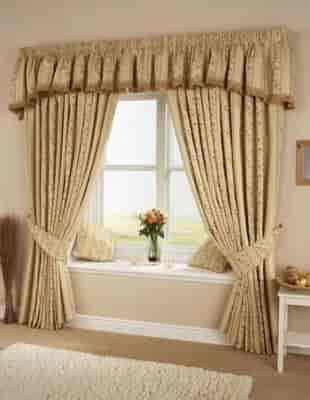 Indian Window Style Curtain Madurai Ho