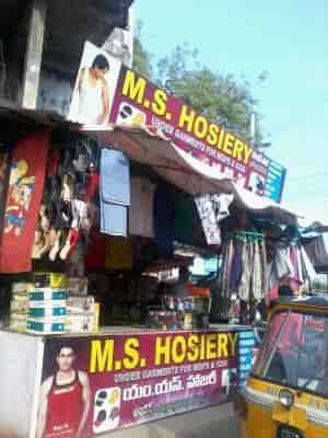 M S Hosiery Clock Tower Readymade Garment Retailers In Mahabubnagar Justdial