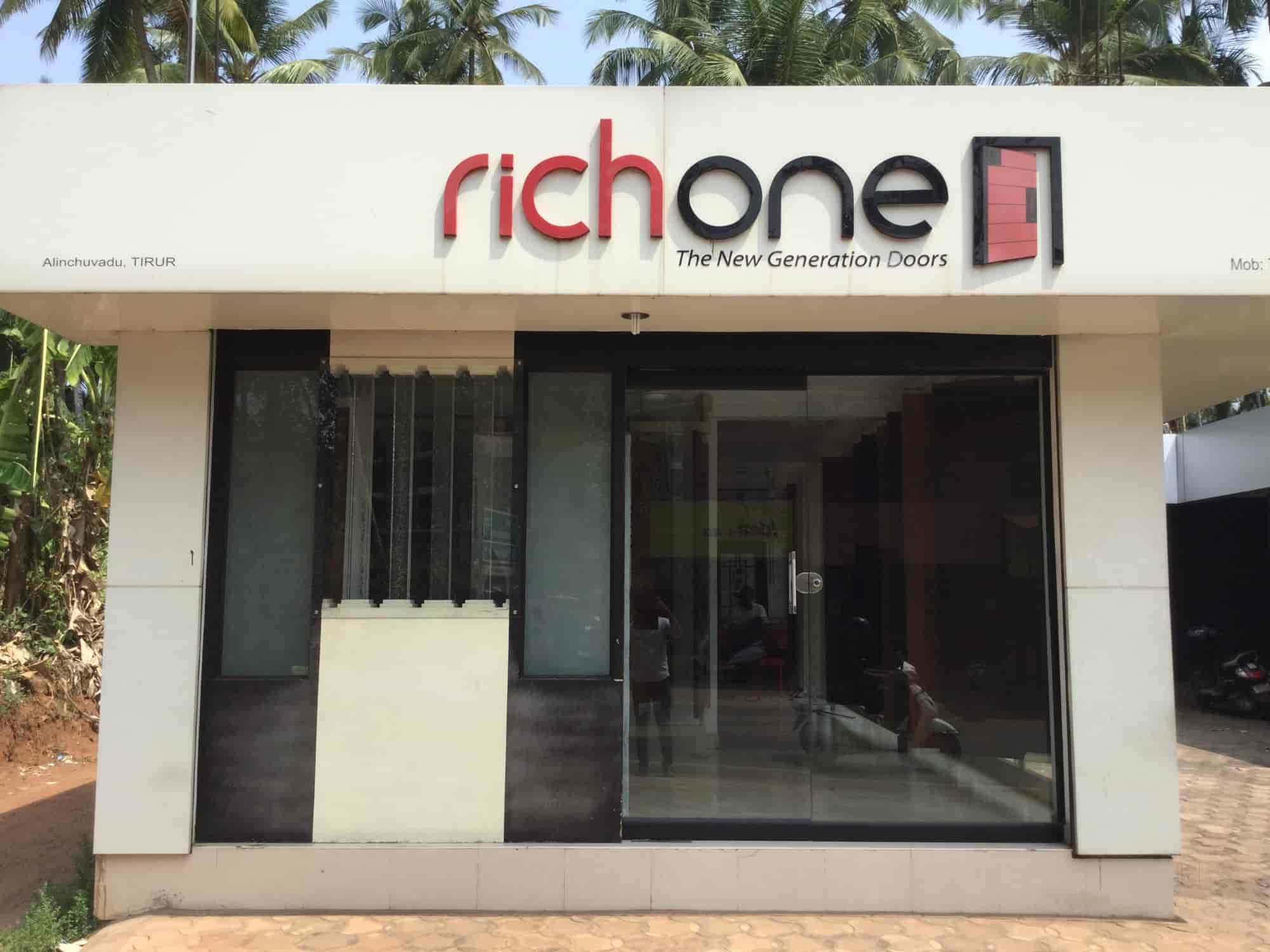 Rich e The New Generation Doors Tirur Plastic Door Dealers in