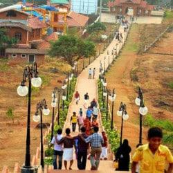 Kottakunnu Park Step Way - Museums in Malappuram - Justdial