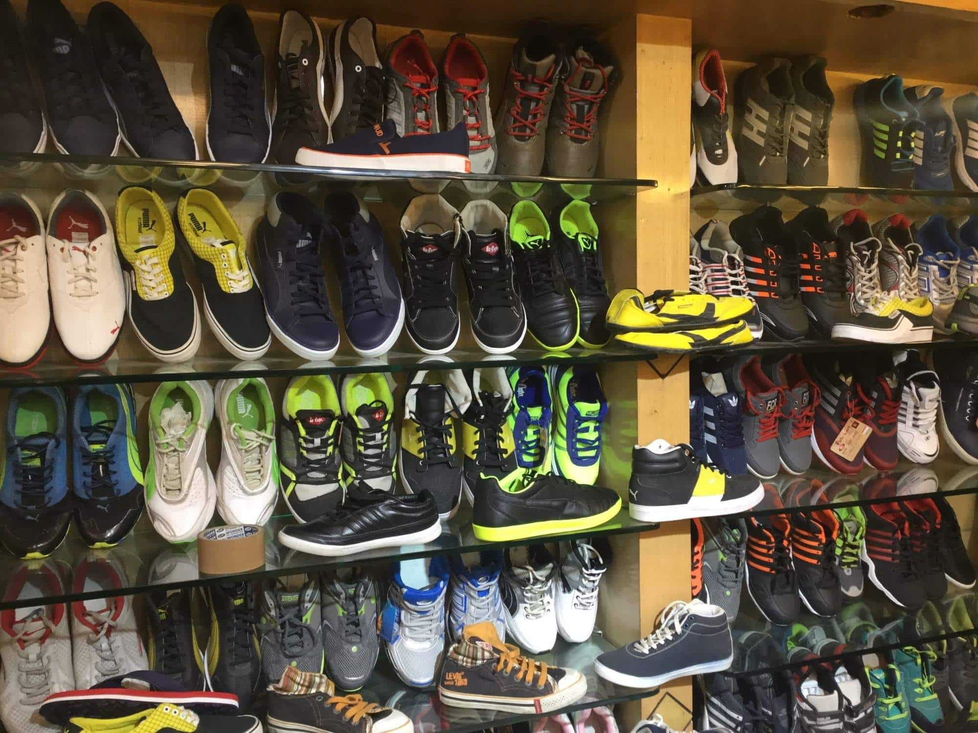 Manali Shoe Palace, Mall Road - Manaali Shoe Palace - Shoe Dealers in Manali  - Justdial