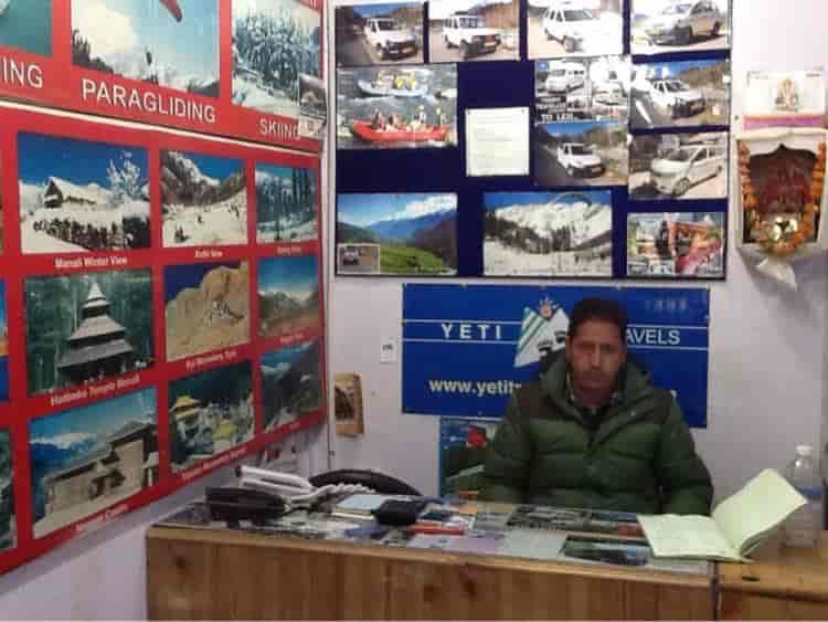 Yeti Travels, Manali HO - Travel Agents in Kullu - Justdial