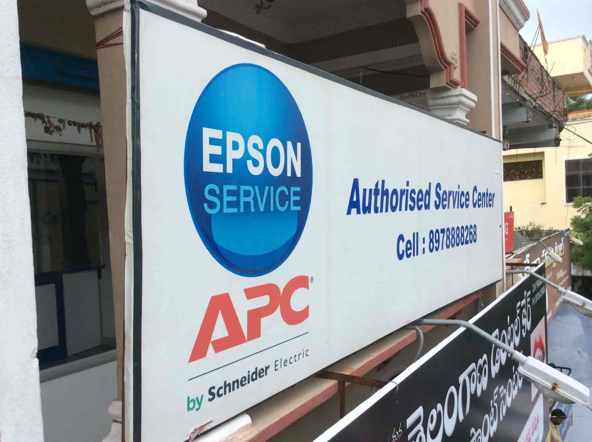 Apc Epson Service Centre, Mancherial Ho - Computer Repair