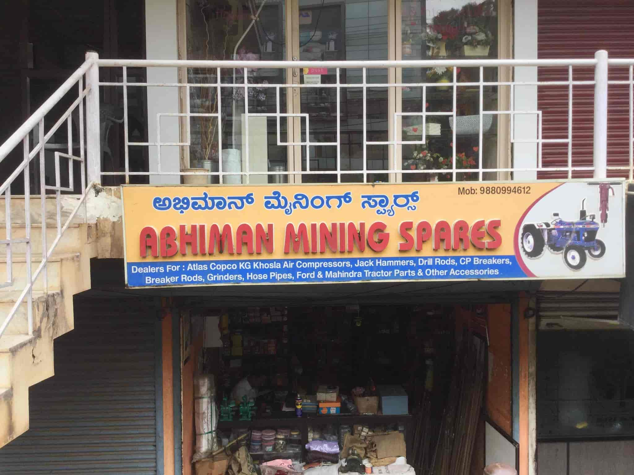 Abhiman Mining Spares Photos, Chillimbi, Mangalore- Pictures