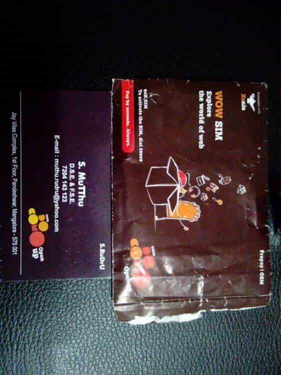 Tata docomo Sim Cards Dealers Photos, Pandeshwar, Mangalore