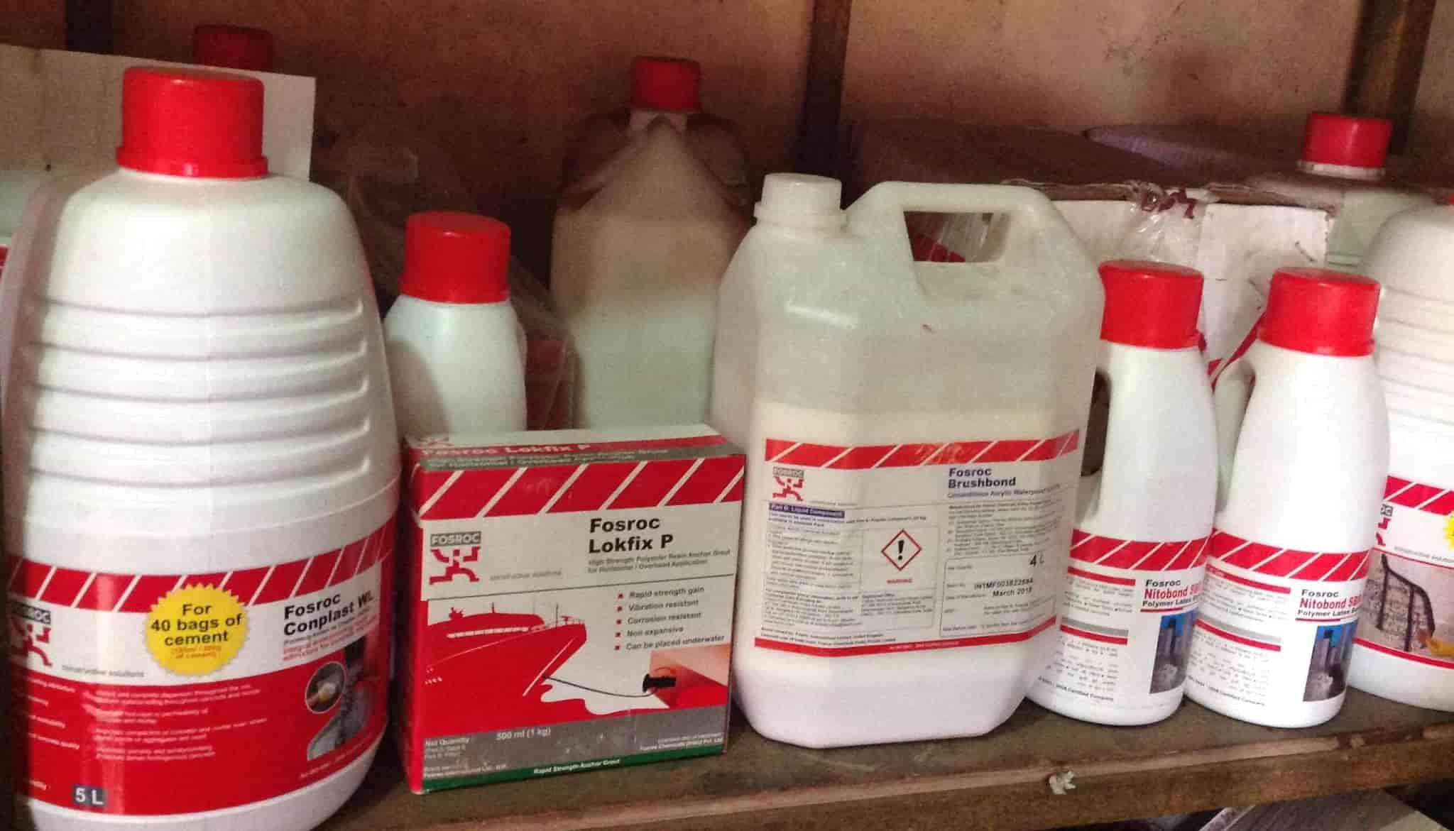 Shuban Enterprises, Bikkernakatta - Construction Chemical