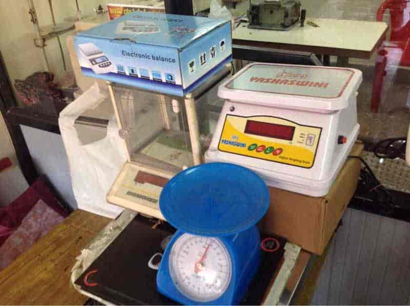 A 1 Digital Scales, Maidan Road - Weaving Machine Dealers in