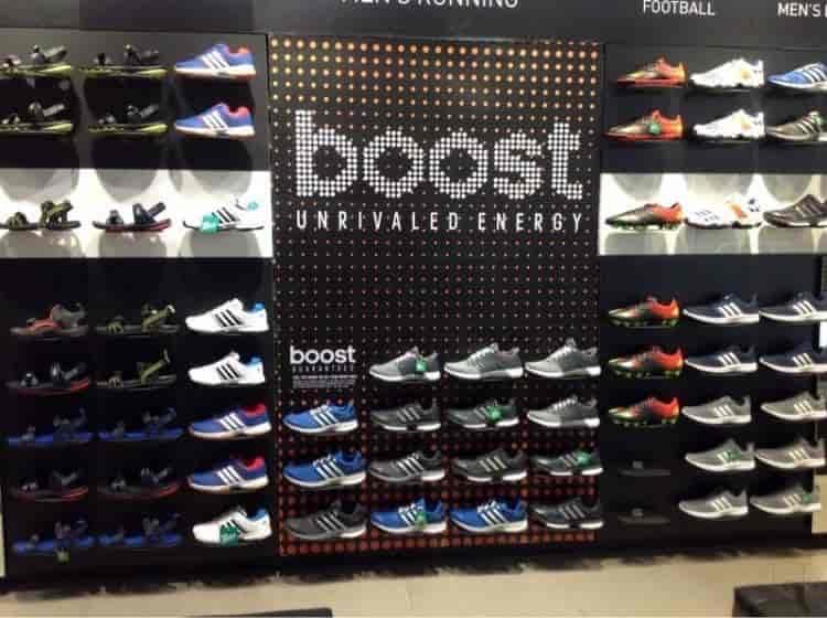 adidas showroom near forum mall