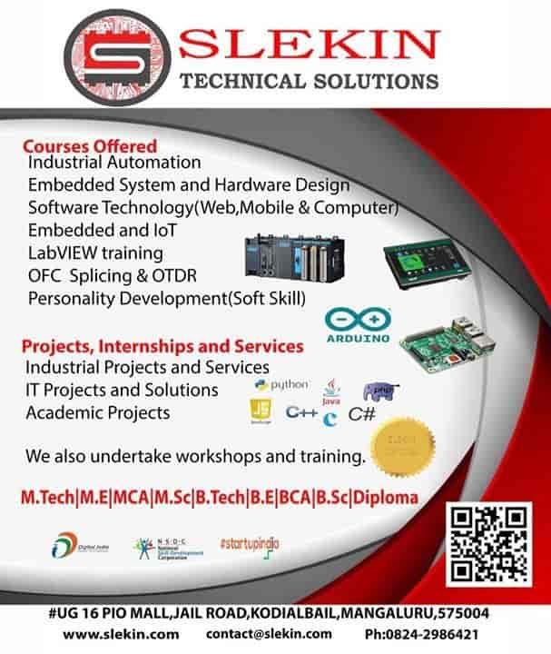 Slekin Technical Solutions, Kodialbail - Computer Training