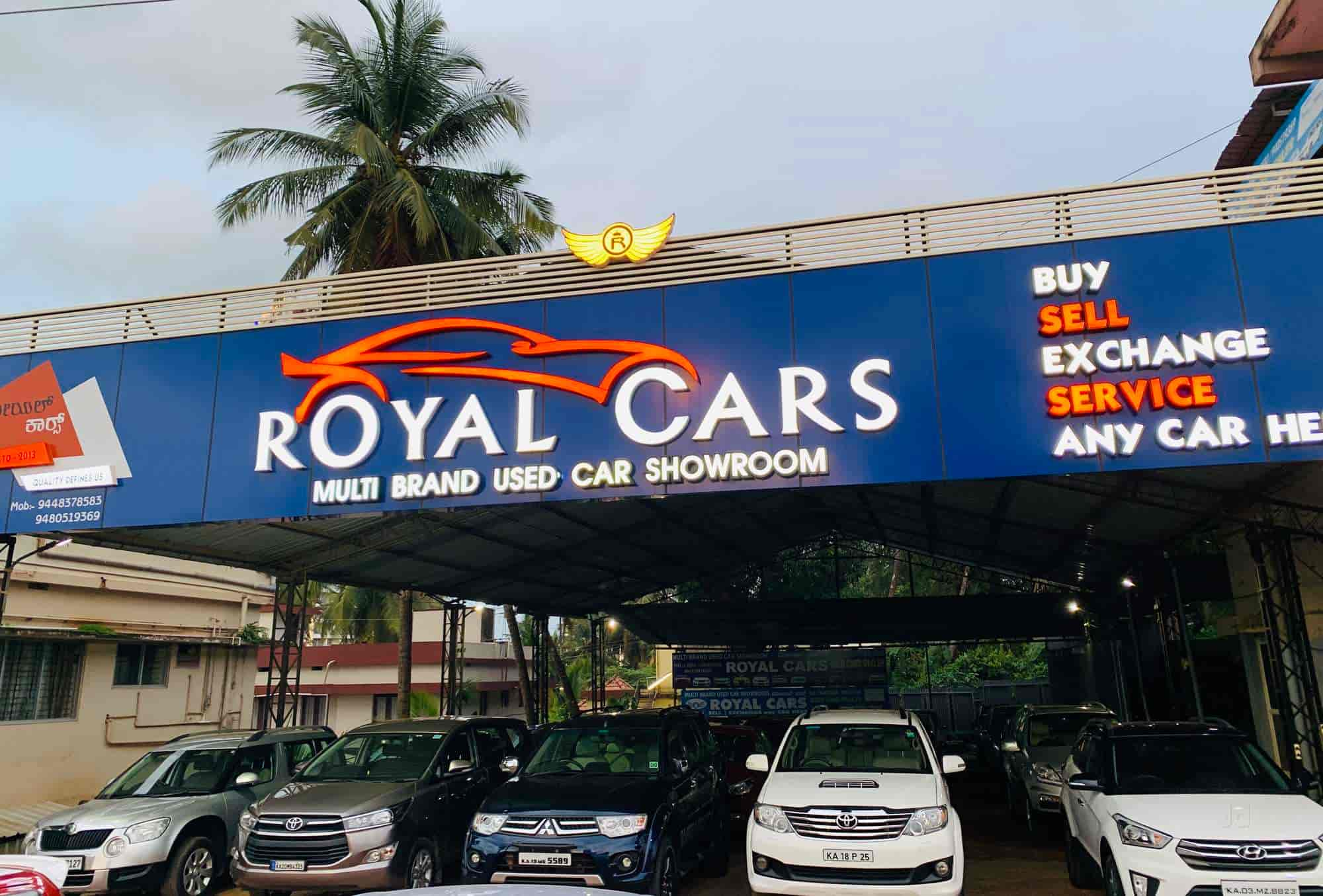 Royal Cars Photos, Pumpwell, Mangalore- Pictures & Images